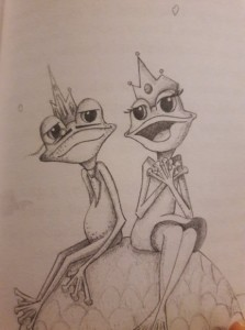 Mademoiselle QUOI et son prince